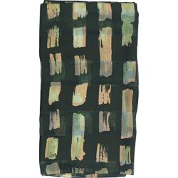 Palma ladies scarf, green