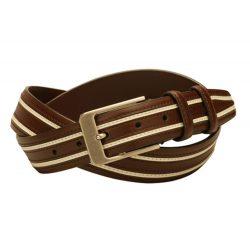 Tessa leather belt