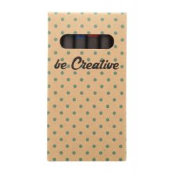 Craxon 6 Eco custom 6 pc crayon set