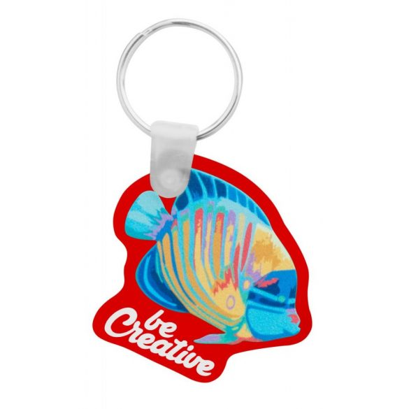 CreaFob custom made keyring