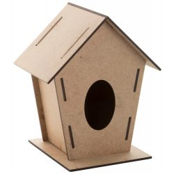 Tomtit bird house