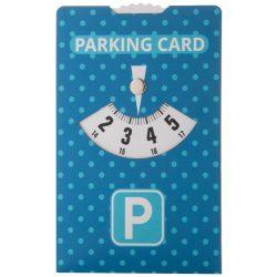 CreaPark parking card