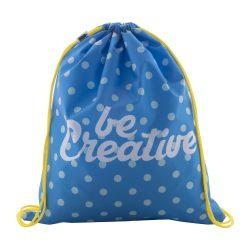 CreaDraw RPET custom drawstring bag