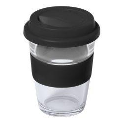 Durnox glass travel mug
