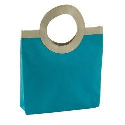 Coral shopping bag