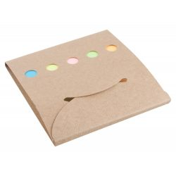 Covet adhesive notepad
