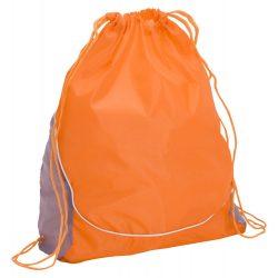 Dual drawstring bag