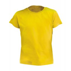 Hecom Kid kid color T-shirt