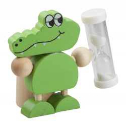 Crocky toothbrush holder