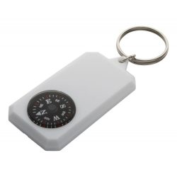 Magellan keyring with compass