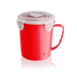 Soup container CREME 640 ml