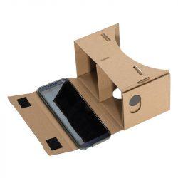 VR glasses from cardboard