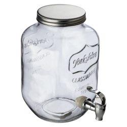 Dispenser & 4 glasses Acapulco