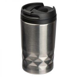 Metal thermo mug Roma