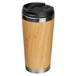 Steel thermo mug Bamboogarden