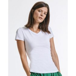Ladies' Pure Organic V-Neck Tee