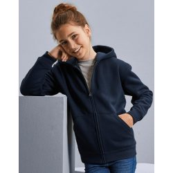Kids' Authentic Zipped Hood Sweat
