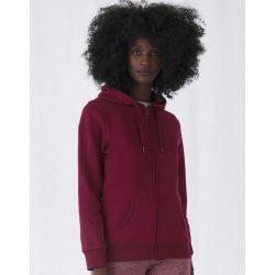 QUEEN Zipped Hooded /women
