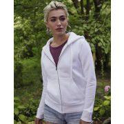 Premium Hooded Sweat Jacket Lady-Fit