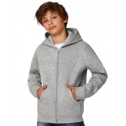Hooded Full Zip/kids Sweat