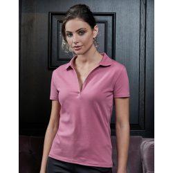 Women's Luxury Stretch V Polo
