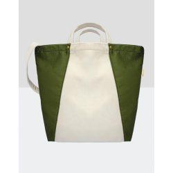 Kiyomi Satin & Velvet Tote Bag