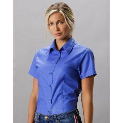 Women's Tailored Fit Workwear Oxford Shirt SSL