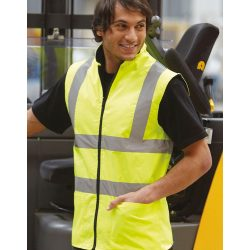 Fluo Fleece Reversible Bodywarmer