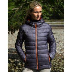 Ladies' Snow Bird Hooded Jacket