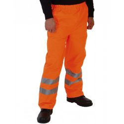 Over Trousers Fluo Orange