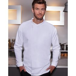 Chef's Shirt Basic Long Sleeve