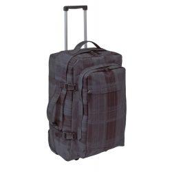 Trolley backpack CHECKER