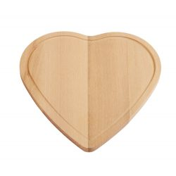 Cutting board WOODEN HEART
