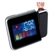 Projection alarm clock COLOUR