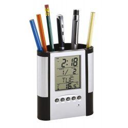 LCD alarm clock BUTLER