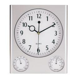 Rectangular wall clock SATURN