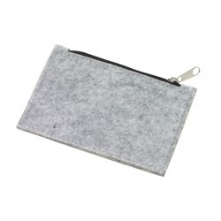 Felt coin pouch COLLECTOR