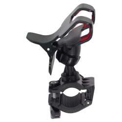 Smartphone holder DOWN HILL for a bicycle