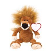 Plush lion FETZY