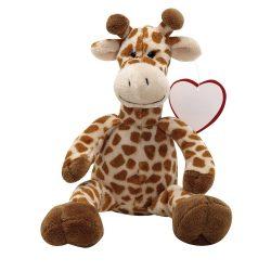 Super cuddly plush giraffe MAURICE