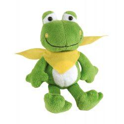 Plush frog BERND