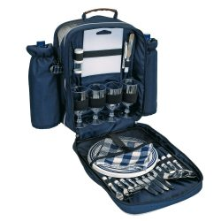 Picnic backpack HYDE PARK for 4 persons