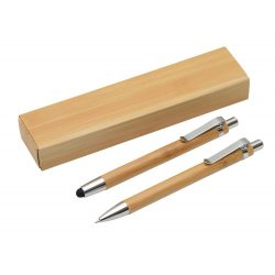 Writing set DOUBLE BAMBOO