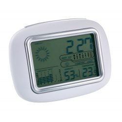 Weather station and clock CALOR