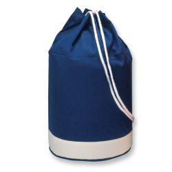 Sac marinaresc bicolor, Cotton, blue