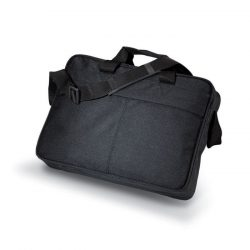 Geanta pentru documente, Polyester, black