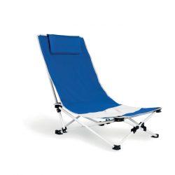 Scaun pliant de plaja, Polyester, blue