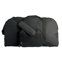 Geanta de voiaj & pentru sport, 600D Polyester, black
