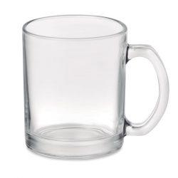 Cana de 300ml pentru sublimare, Glass, transparent