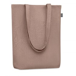 Sacosa din canepa 200 gr/m², Cotton, brown